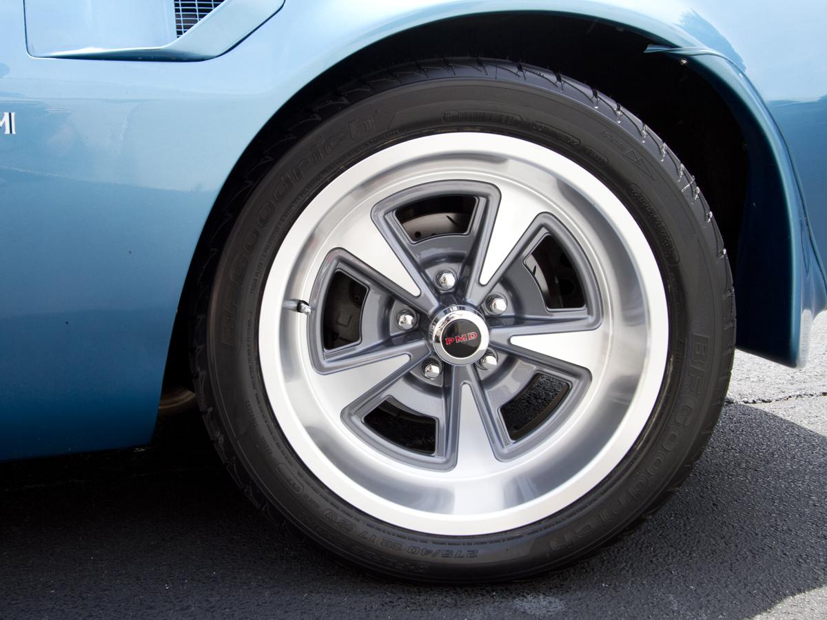 Pontiac Engine Codes >> YEARONE Rally II Wheels : Drivin' It Home